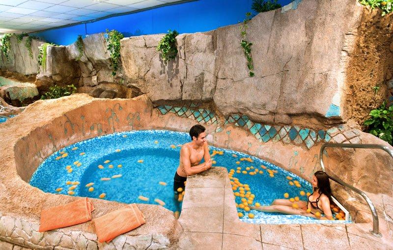 Reserva online en senzia spa wellness barcelona al mejor precio - Spa aguas de barcelona ...