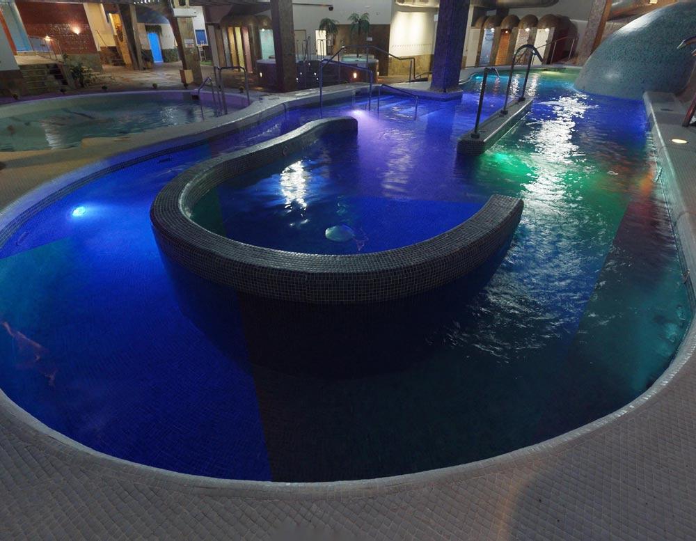 Reserva online Circuito Aqua Center en Ges Spa Deloix y al