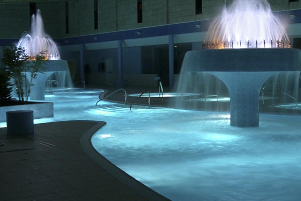 Reserva online Circuito termal No residente en Aqua Club
